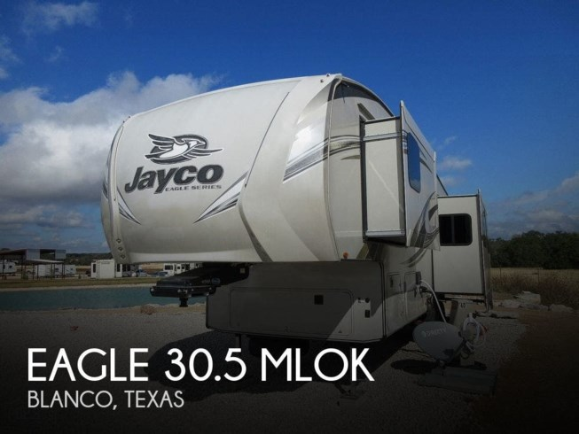 Used 2018 Jayco Eagle 30.5 MLOK available in Blanco, Texas