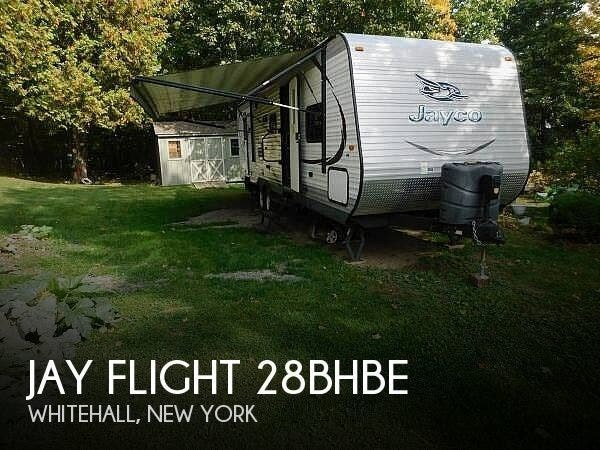 Used 2015 Jayco Jay Flight 28BHBE available in Whitehall, New York