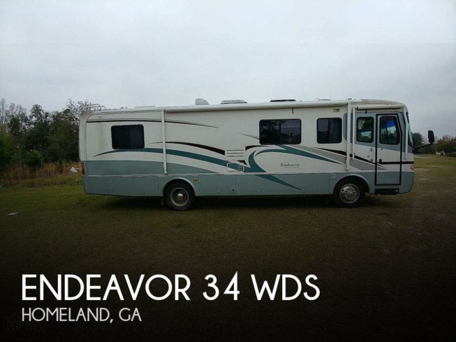 Used 2000 Holiday Rambler Endeavor 34 WDS available in Folkston, Georgia