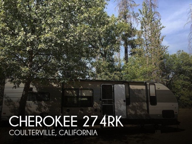 Used 2017 Forest River Cherokee 274RK available in Coulterville, California