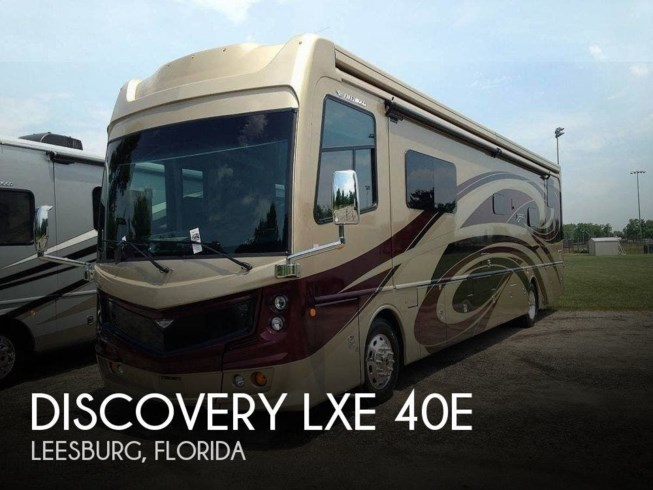 Used 2017 Fleetwood Discovery LXE 40E available in Leesburg, Florida