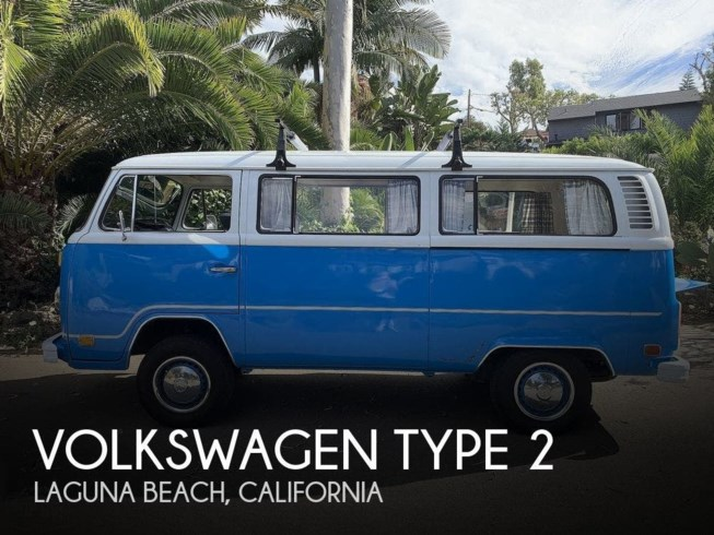 Used 1974 Volkswagen Type 2 available in Laguna Beach, California