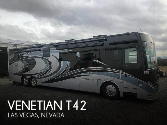 Used 2016 Thor Motor Coach Venetian T42 available in Las Vegas, Nevada