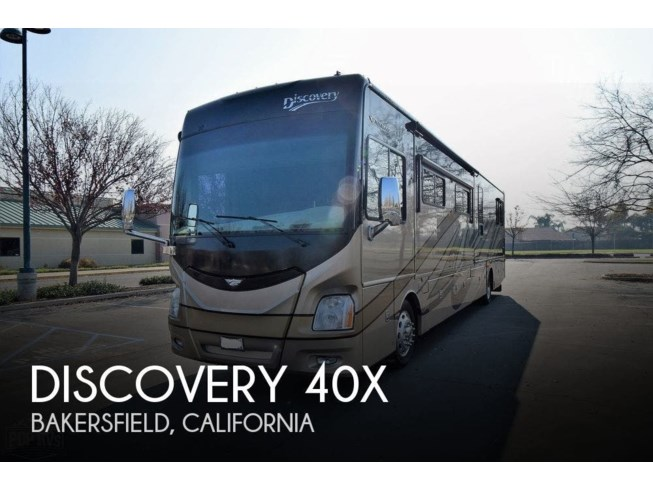 Used 2014 Fleetwood Discovery 40X available in Bakersfield, California