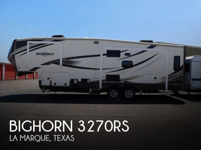 Used 2016 Heartland Bighorn 3270RS available in La Marque, Texas