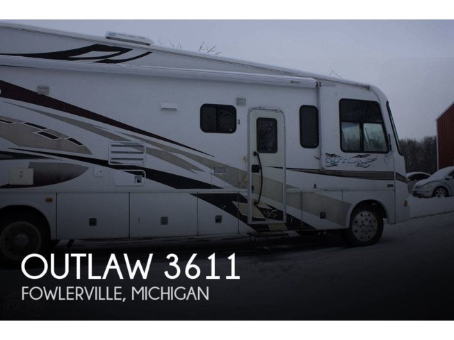 Used 2007 Damon Outlaw 3611 available in Fowlerville, Michigan