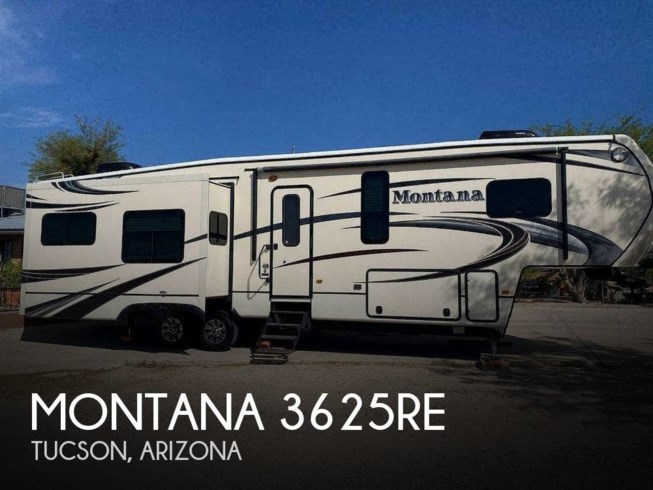 Used 2015 Keystone Montana 3625RE available in Tucson, Arizona