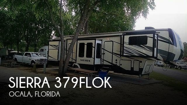 Used 2018 Forest River Sierra 379FLOK available in Ocala, Florida