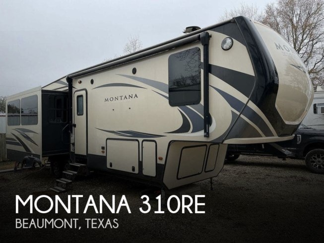 Used 2018 Keystone Montana 310RE available in Beaumont, Texas