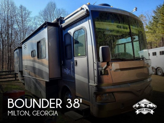 Used 2006 Fleetwood Bounder 38L Quad Slide available in Milton, Georgia
