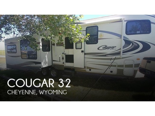 Used 2013 Keystone Cougar 327 RES available in Cheyenne, Wyoming