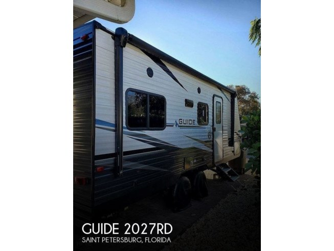 Used 2019 Keystone Guide 2027RD available in St. Petersburg, Florida