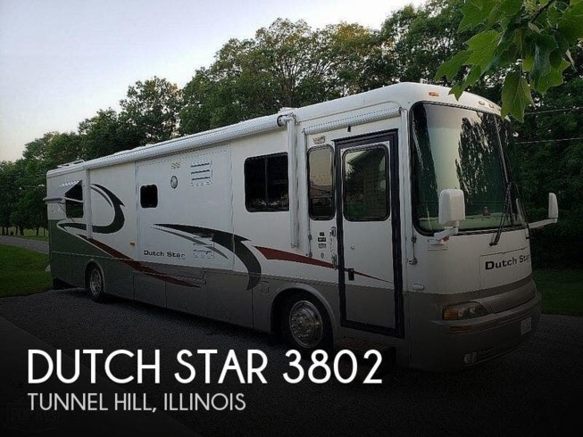 Used 2003 Newmar Dutch Star 3802 available in Tunnel Hill, Illinois