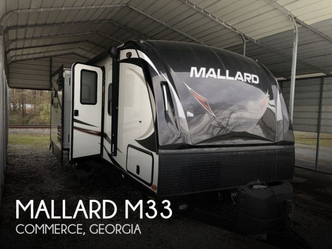 Used 2018 Heartland Mallard M33 available in Commerce, Georgia