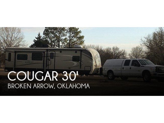 Used 2017 Keystone Cougar X-Lite M- 30RLI available in Broken Arrow, Oklahoma