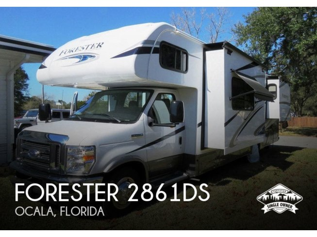 Used 2018 Forest River Forester 2861DS available in Ocala, Florida