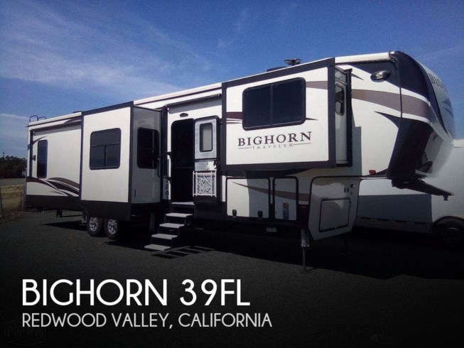 Used 2019 Heartland Bighorn 39FL available in Redwood Valley, California