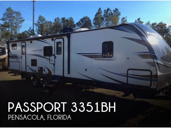 Used 2020 Keystone Passport 3351BH available in Pensacola, Florida