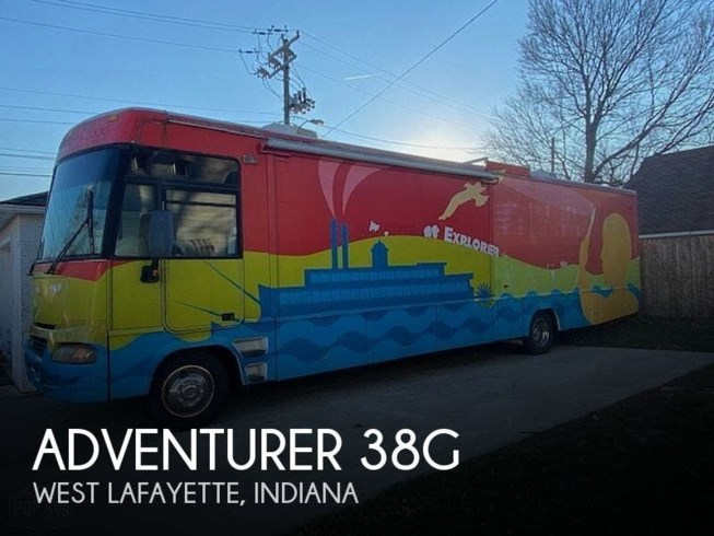 Used 2004 Winnebago Adventurer 38G available in West Lafayette, Indiana