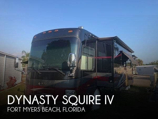 Used 2008 Monaco RV Dynasty Squire IV available in Fort Myers Beach, Florida