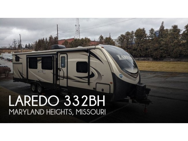 Used 2019 Keystone Laredo 332BH available in Maryland Heights, Missouri