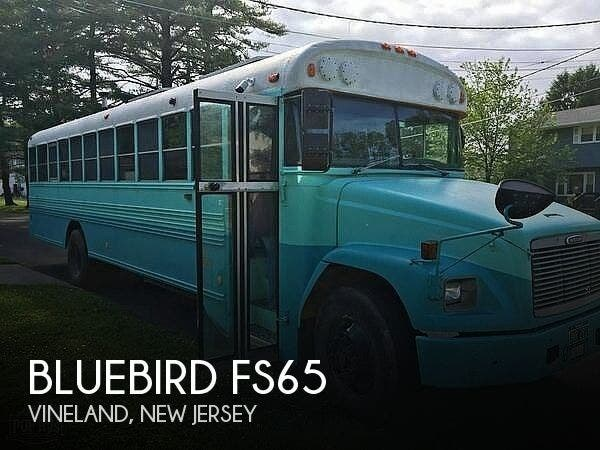 Used 2002 Blue Bird Bluebird FS65 available in Vineland, New Jersey