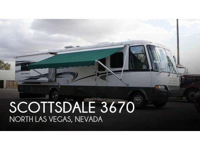 Used 2003 Newmar Scottsdale 3670 available in North Las Vegas, Nevada