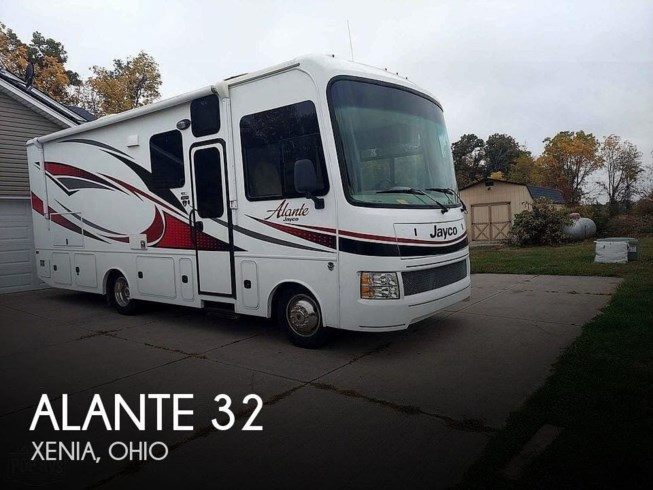 Used 2017 Jayco Alante 26Y available in Xenia, Ohio