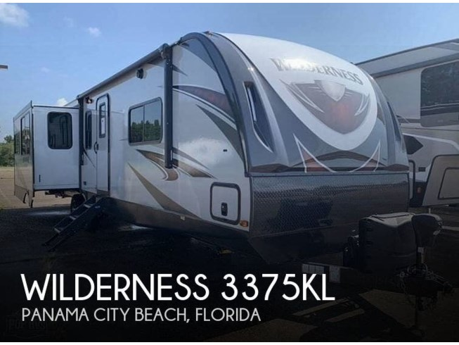 Used 2018 Heartland Wilderness 3375KL available in Panama City Beach, Florida
