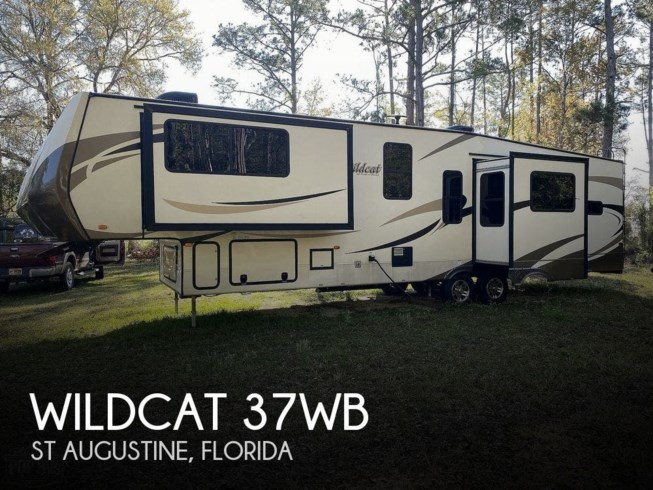 Used 2018 Forest River Wildcat 37WB available in St Augustine, Florida