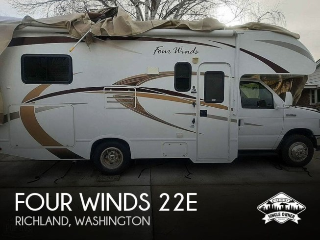 Used 2013 Thor Motor Coach Four Winds 22E available in Richland, Washington