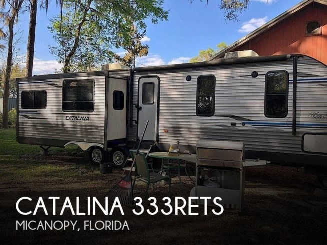 Used 2019 Coachmen Catalina 333RETS available in Micanopy, Florida