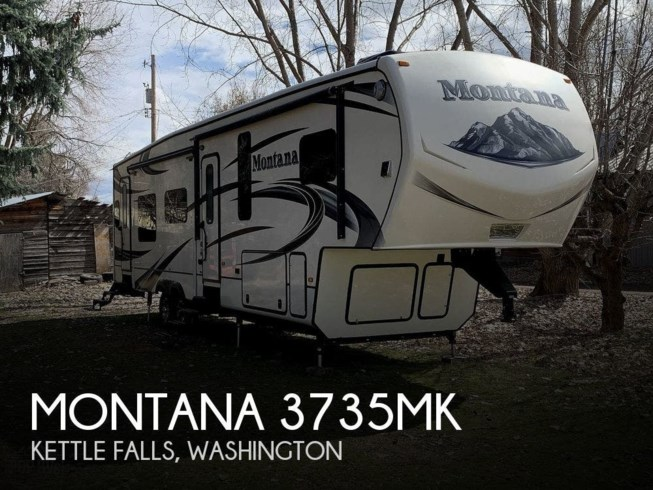 Used 2015 Keystone Montana 3735MK available in Kettle Falls, Washington