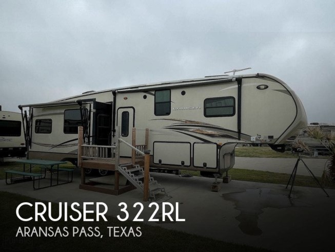 Used 2015 CrossRoads Cruiser 322RL available in Aransas Pass, Texas