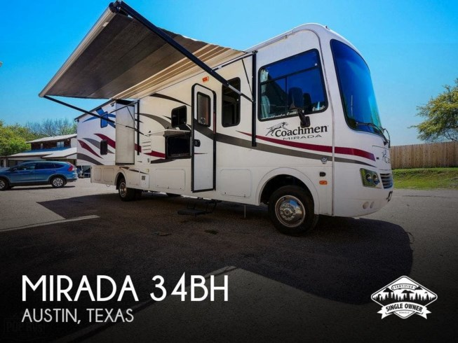 Used 2013 Coachmen Mirada 34BH available in Austin, Texas