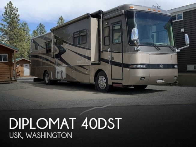 Used 2006 Monaco RV Diplomat 40DST available in Usk, Washington
