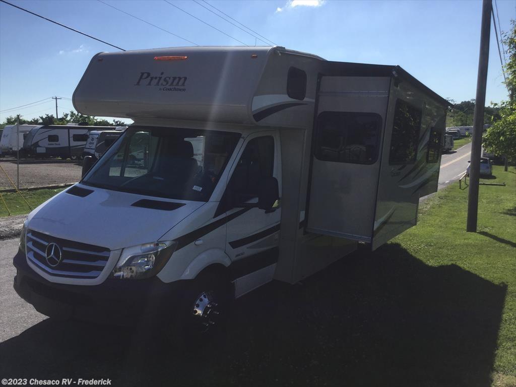2017 Coachmen Rv Prism 2200 For Sale In Frederick Md