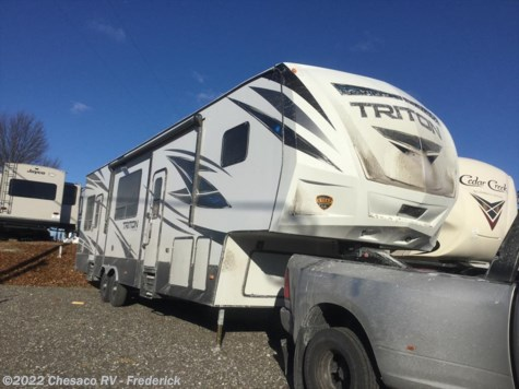 New 2018 Dutchmen Voltage Triton 3551 For Sale by Chesaco RV - Frederick available in Frederick, Maryland