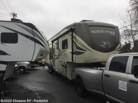 New 2018 Jayco North Point 387RDFS For Sale by Chesaco RV - Frederick available in Frederick, Maryland
