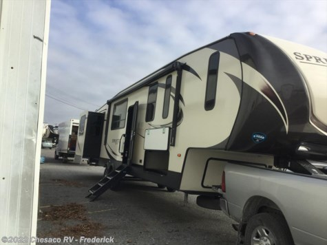 New 2018 Keystone Sprinter Limited 3531FWDEN For Sale by Chesaco RV - Frederick available in Frederick, Maryland
