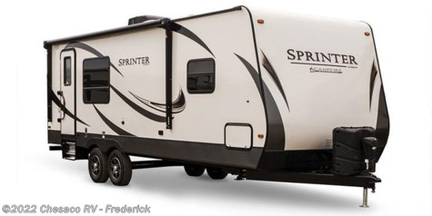 New 2018 Keystone Sprinter 30FL For Sale by Chesaco RV - Frederick available in Frederick, Maryland