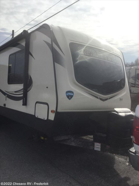 New 2018 Keystone Sprinter Wide Body 319MKS For Sale by Chesaco RV - Frederick available in Frederick, Maryland