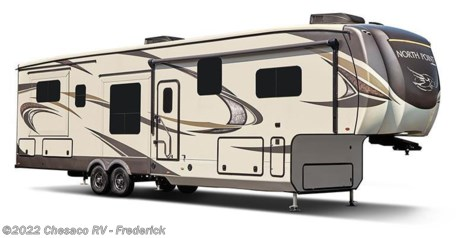 New 2018 Jayco North Point 381FLWS For Sale by Chesaco RV - Frederick available in Frederick, Maryland