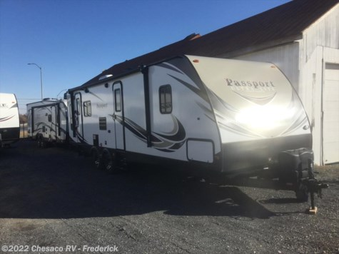Used 2017 Keystone KEYSTONE Passport GT For Sale by Chesaco RV - Frederick available in Frederick, Maryland