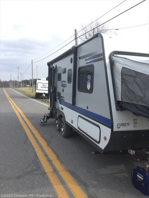 New 2018 Jayco Jay Feather 7 19XUD For Sale by Chesaco RV - Frederick available in Frederick, Maryland