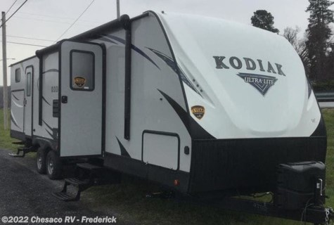 New 2018 Dutchmen Kodiak Ultra-Lite 299BHSL For Sale by Chesaco RV - Frederick available in Frederick, Maryland