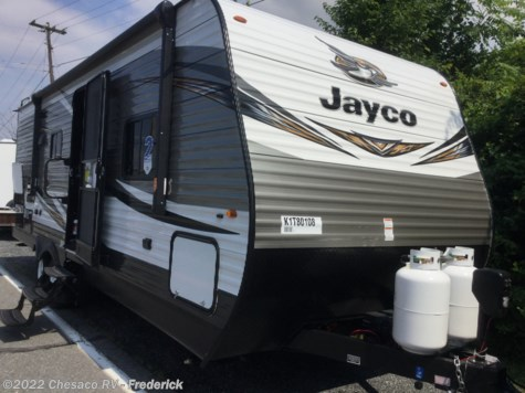 New 2019 Jayco Jay Flight 24RBS For Sale by Chesaco RV - Frederick available in Frederick, Maryland