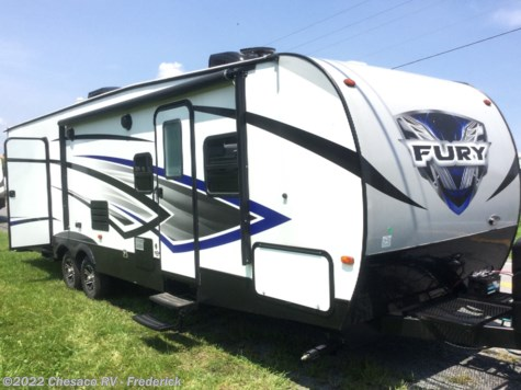 New 2019 Prime Time Fury 2910 For Sale by Chesaco RV - Frederick available in Frederick, Maryland