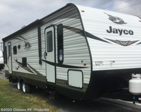 New 2019 Jayco Jay Flight SLX 265RLS For Sale by Chesaco RV - Frederick available in Frederick, Maryland