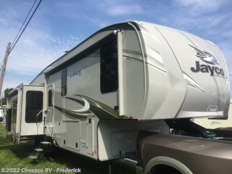 New 2019 Jayco Eagle 317RLOK For Sale by Chesaco RV - Frederick available in Frederick, Maryland